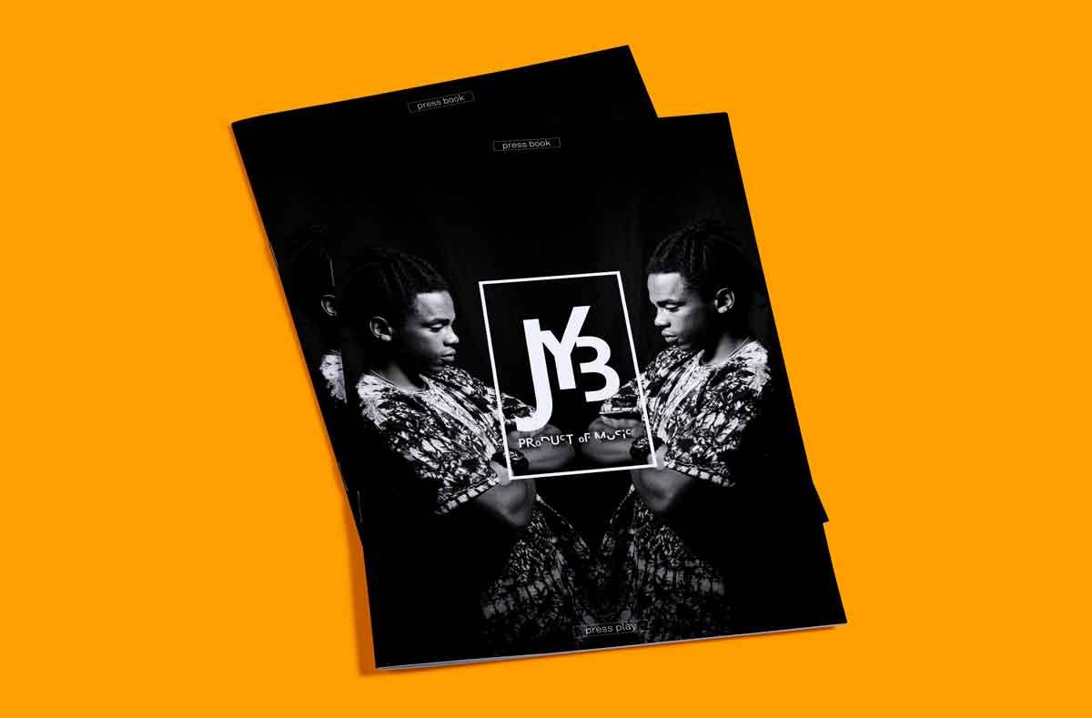 JYB ı PRESS BOOK ı ARTWORK