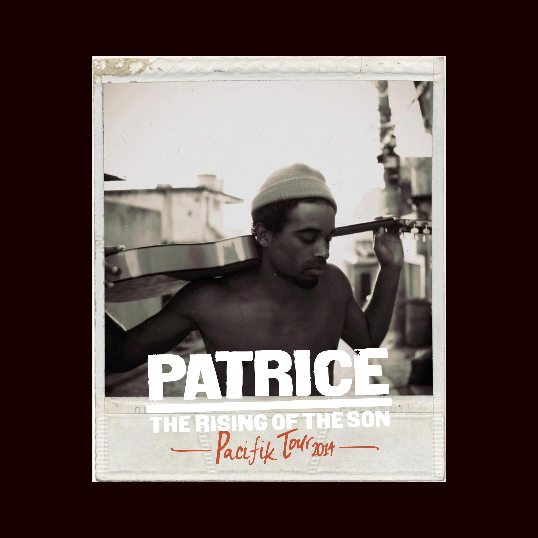 PRESS BOOK – PATRICE – PACIFIK TOUR 6