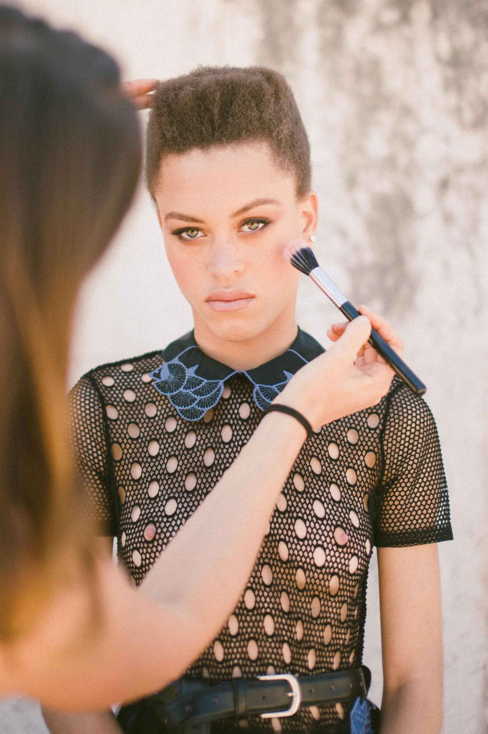 Making OF Shooting Vogue | Laurie Lou |