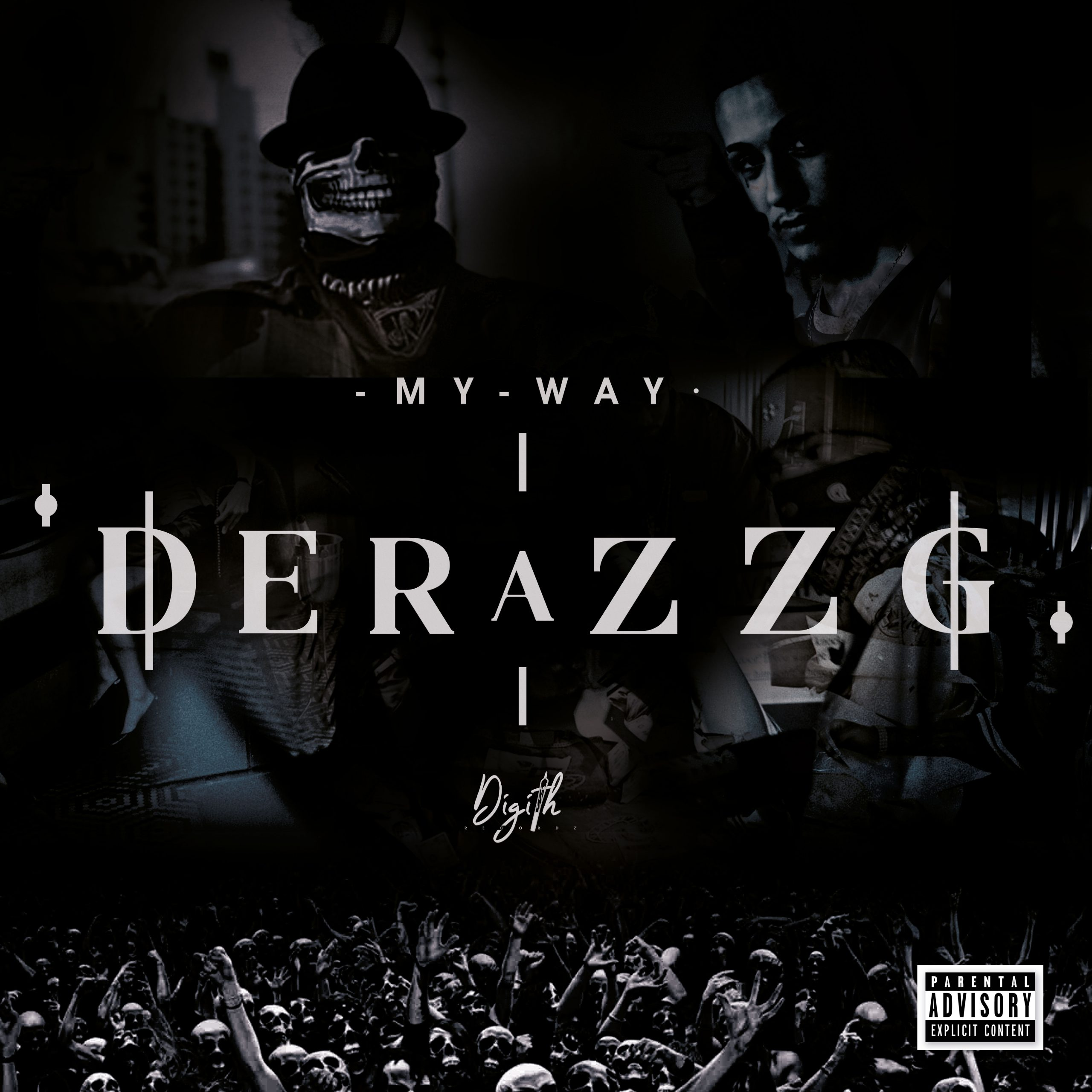 DERAZZ G · MY WAY   COVERS PROPAL   MANAGER